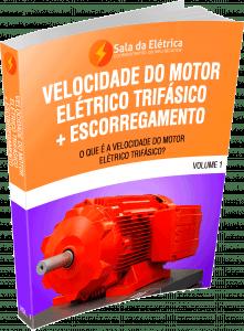 Ebook Velocidade do Motor Elétrico Trifásico