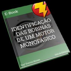 Ebook Identificação das bobinas de um Motor Monofásico
